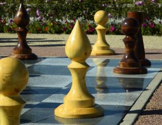 Отпраздновать День шахмат на ВДНХ пришли 60 тысяч человек
