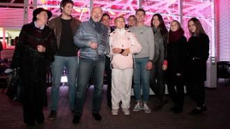 Предпремьерный показ фильма «Наследники» Владимир Хотиненко назвал самым экзотичным