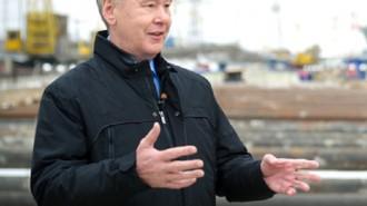Собянин: Строительный комплекс Москвы работает устойчиво