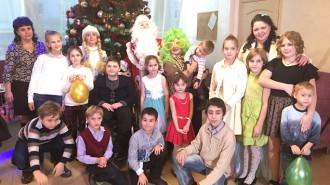 Главными гостями новогоднего кулинарного веселья стали дети от 7 до 10 лет.