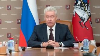 мэр Москвы