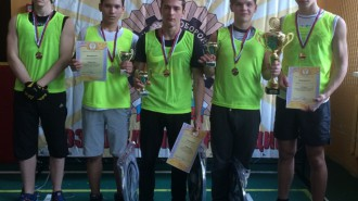 Данный турнир проходил в рамках подготовки юношей к сдаче норм ГТО.