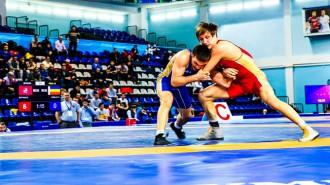 Почти 400 спортсменов со всей страны боролись за призовые места.