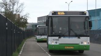 C 10 сентября ГУП «Мосгортранс» запустил автобусы №898 и 898-К,