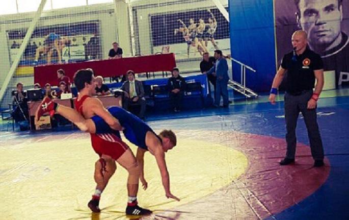 Хабаровские спортсмены стали призерами Всероссийских состязаний