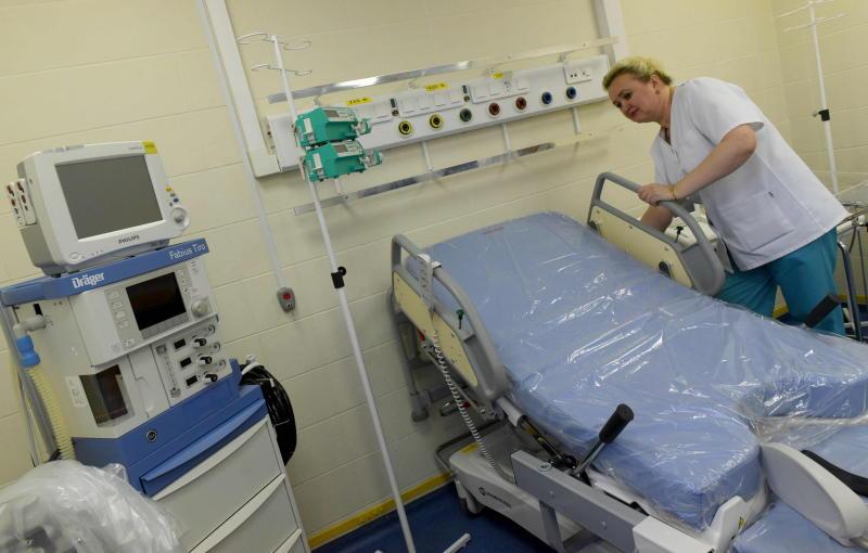 В российской столице готов квводу вэксплуатацию роддом при инфекционной клинике №2