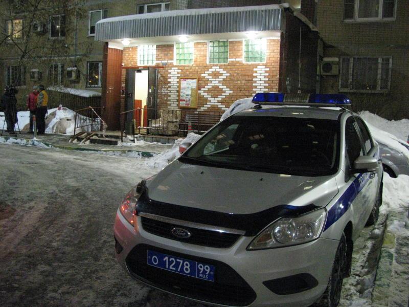 Безработный москвич ударил беременную женщину из-за парковки