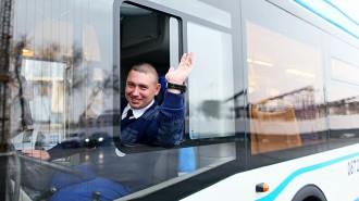 Первый электробус вышел на дороги Москвы. Фото архивное