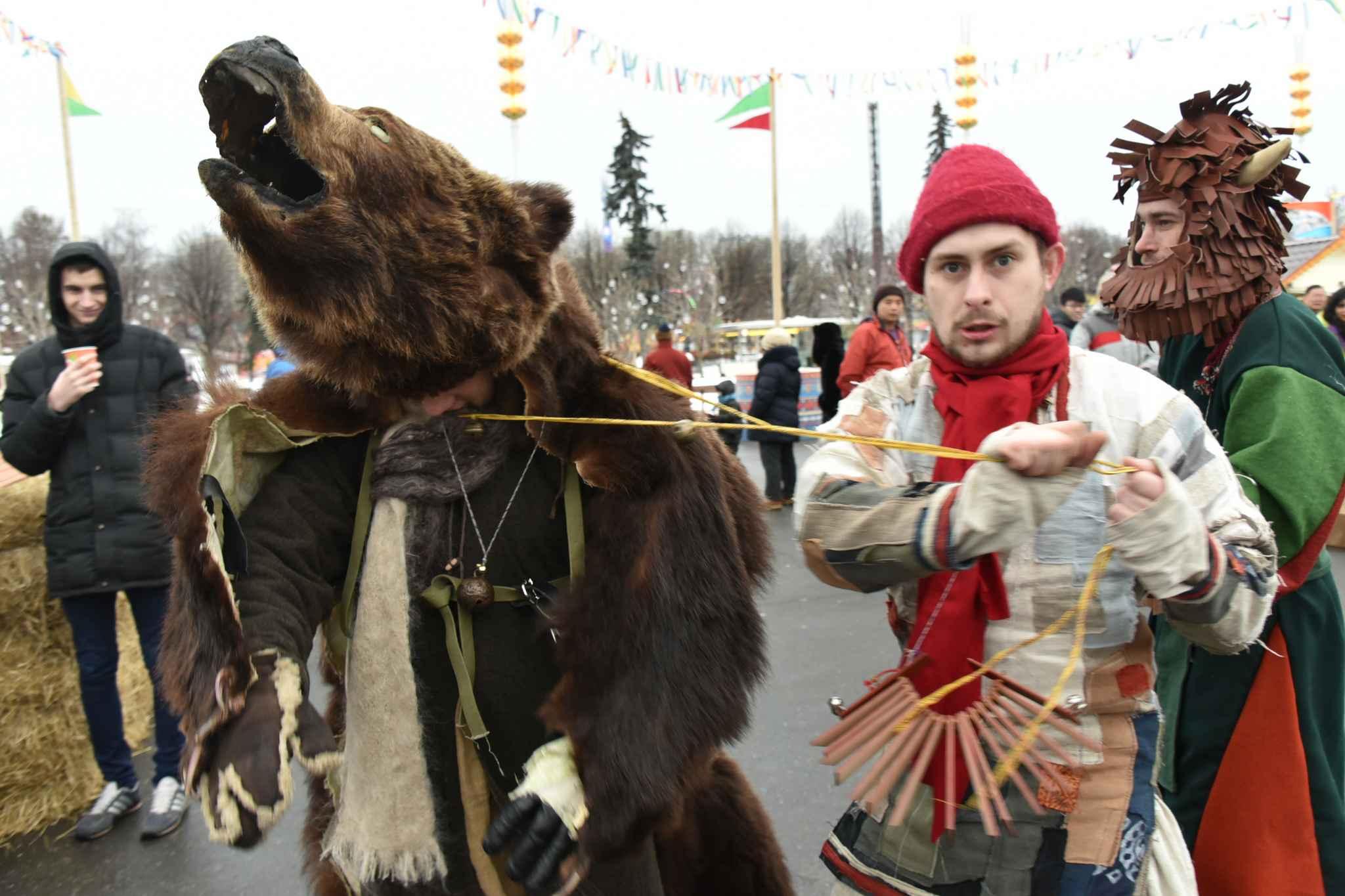 Неменее 30 экскурсий предложат гостям фестиваля «Московская Масленица»