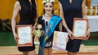 Ефремова Ж.Н., Габисониа Нино, Ефремова В.Н.