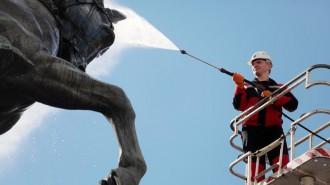 Более сотни памятников отреставрируют в Москве до конца года. Фото: архив
