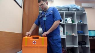 При московских больницах могут возродить систему медвытрезвителей. Фото: архив