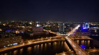 В рамках «Часа Земли» в Москве отключат подсветку 1,6 тысяч зданий. Фото: архив
