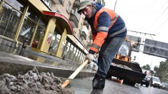В столице началась масштабная уборка после зимы. Фото: архив