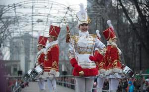 Фестиваль «Ворвись в весну» проходит в парках Москвы. Фото: архив