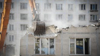 Депутаты МГД приняли поправки «ЕР» к законопроекту о реновации жилья. Фото: архив