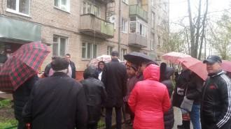 Митинг прошел в Кокошкино. Фото: администрация поселения Кокошкино