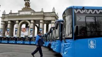 Москва выиграла премию премию Global Public Transport Awards 2017. Фото: архив