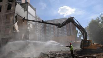 19% квартир проголосовали по программе реновации. Фото: архив