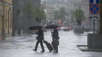 МЧС предупреждает о неблагоприятных условиях в Москве в ближайшие часы. Фото: архив
