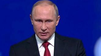 Президент России Владимир Путин заявил о поддержке программы реновации в столице. Фото: скриншот