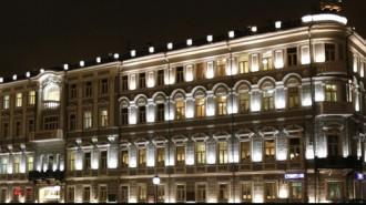 Белым подсветят ночью свыше 50 исторических зданий . Фото: официальный портал мэра и Правительства Москвы