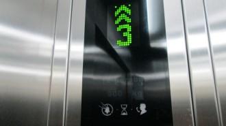 Kone_KDS_290_green_floor_indicator