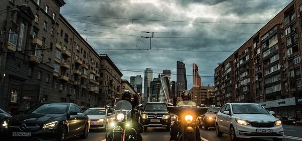 Москву три раза в этом году отмечали за транспортную инфраструктуру. Фото: архив
