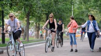 В Москве благоустроят парк 50-летия Октября. Фото: архив