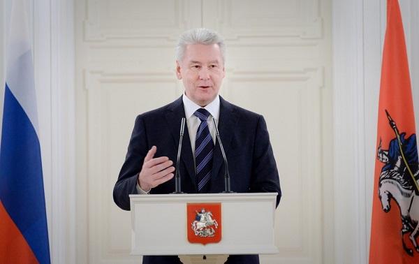 Собянин: Впроект «Московское долголетие» уже записалось около 100 тыс жителей столицы