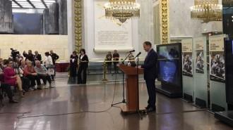 Музей победы открывает новую вставку. Фото: архив
