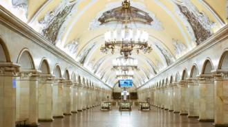 Выбранный москвичами дизайн станции «Новопеределкино» - уже скоро в Московском метрополитене. Фото: архив