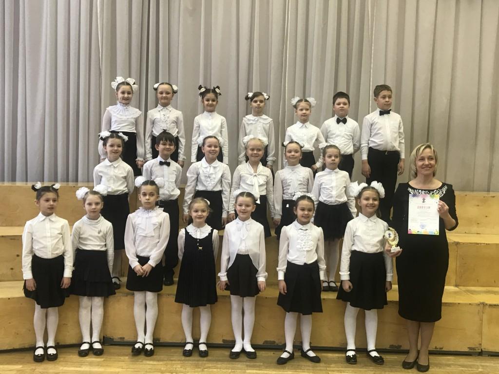 хор 1 класса фото 1