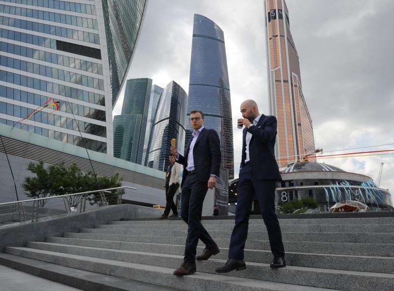Москва вошла в пятерку инвестиционно привлекательных городов. Фото: архив