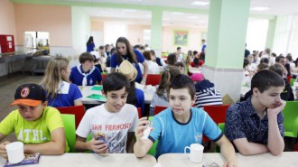 В организации работы «Московской смены» задействовано 4 тысячи педагогов. Фото: архив