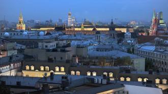 Москва вечерняя. Фото: Петр Соколов