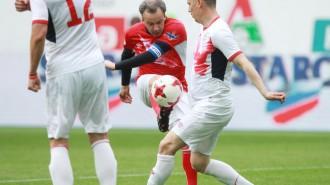 Спортивное мероприятие «Московское долголетие. Матч ветеранов» пройдет в столице. Фото: архив