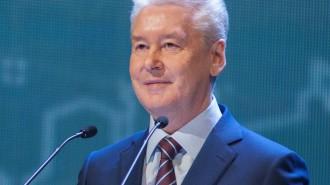 Собянин рассказал о формировании улично-дорожной сети СЗХ. Мэр Москвы Сергей Собянин
