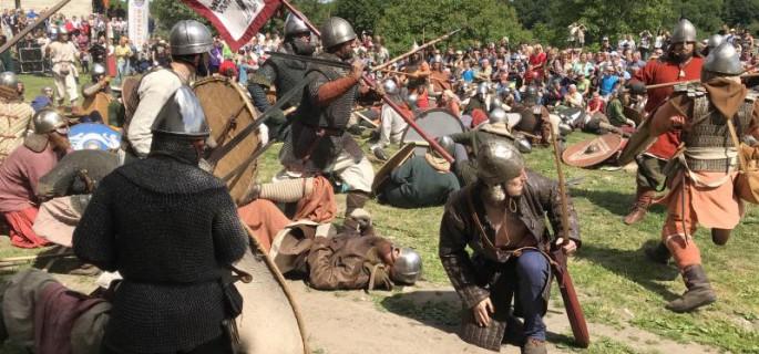 Ежегодный фестиваль «Времена и эпохи» пройдет в столице с 10 по 22 августа. Фото: архив