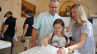 За Собянина отдано на четверть больше голосов, чем в 2013 году. Фото: архив