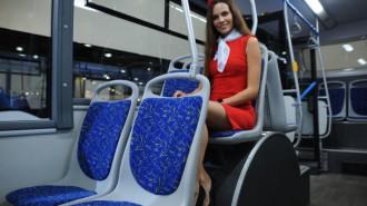 В Москве электробусы вышли еще на один маршрут. Фото: архив