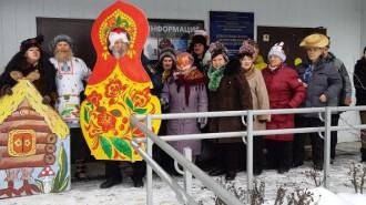 Интермедия на Старый Новый год в ЦСО 2019
