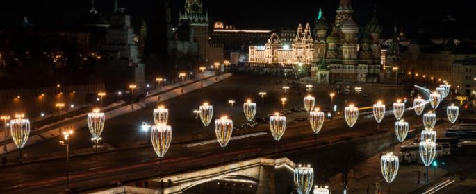 Москва в ТОП-10 наиболее привлекательных для туристов столиц. Фото: архив