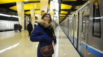 Две трети москвичей ежедневно пользуются общественным транспортом. Фото: архив