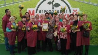 экскурсия в агрохолдинг Московский