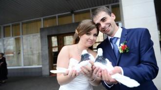 В Москве 4 мая откроют новые места для церемоний бракосочетания. Фото: архив