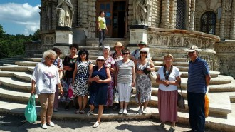 Экскурсия в Дубровицах