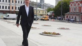 Собянин рассказал о благоустройстве главной улицы Китай-города. Фото: архив