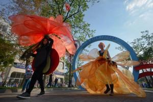 Собянин утвердил 7 и 8 сентября днями празднования 872-летия столицы. Фото: архив