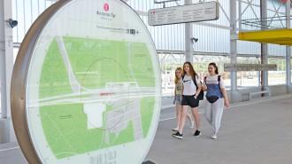 Более миллиарда поездок совершено в московском метро за первое полугодие. Фото: архив